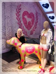 Pink store NY