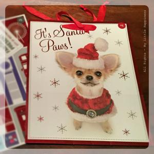 Chihuahua tasje