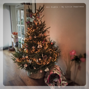 Kerstboom geheel