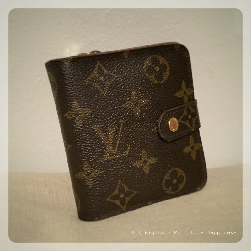 Vintage Designer Wallet LV