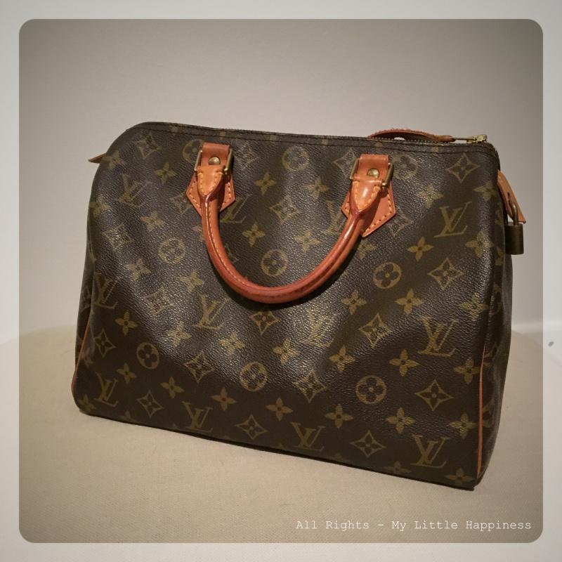 Vintage Designer tas LV