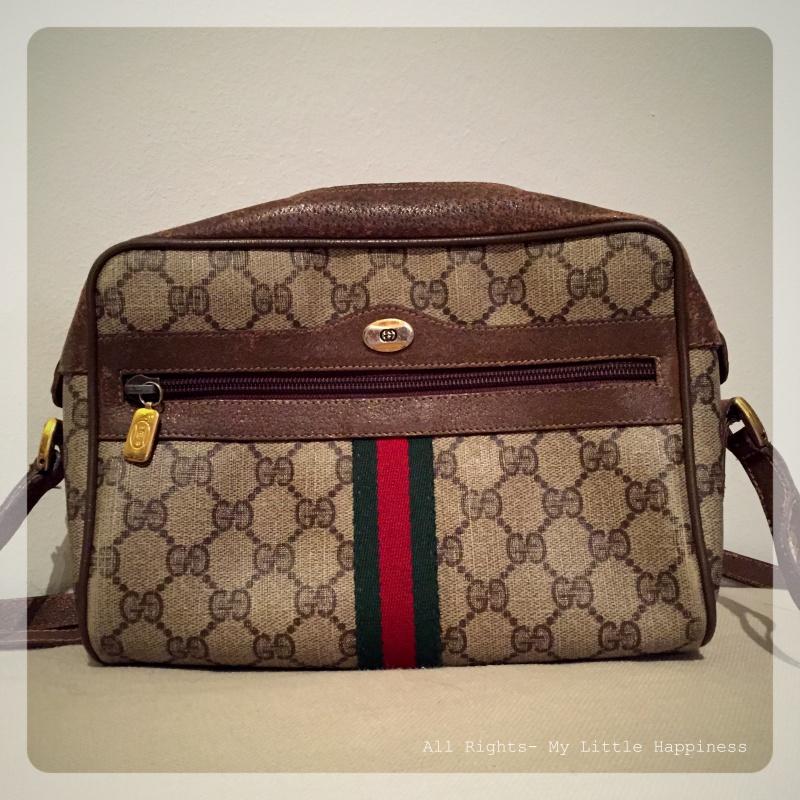 Vintage designer tas - Gucci