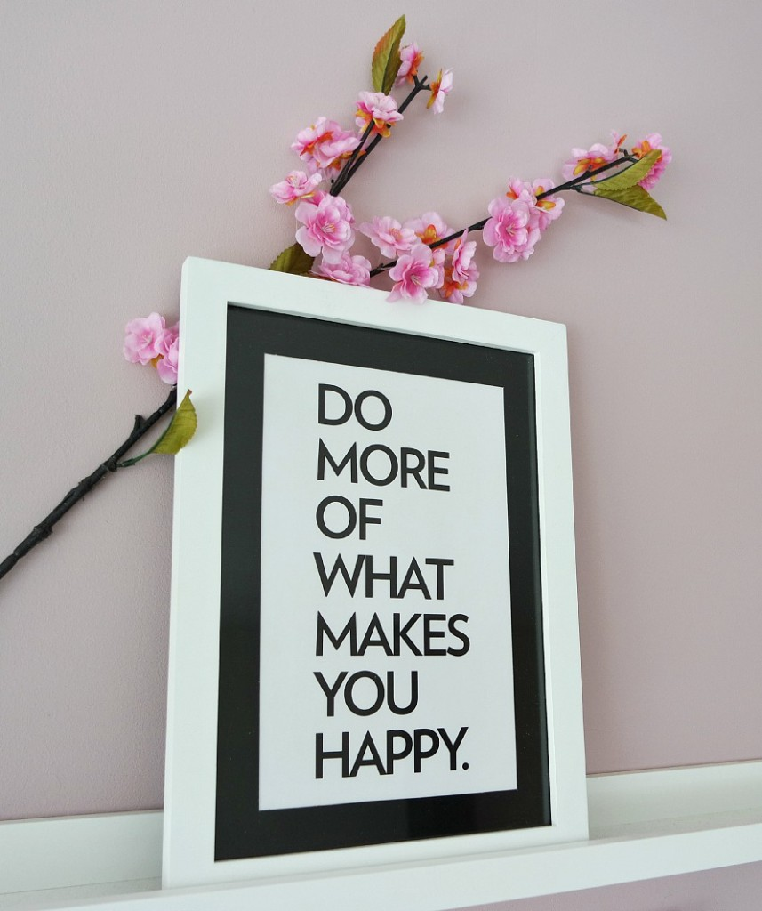 Winactie Do more of what makes you happy