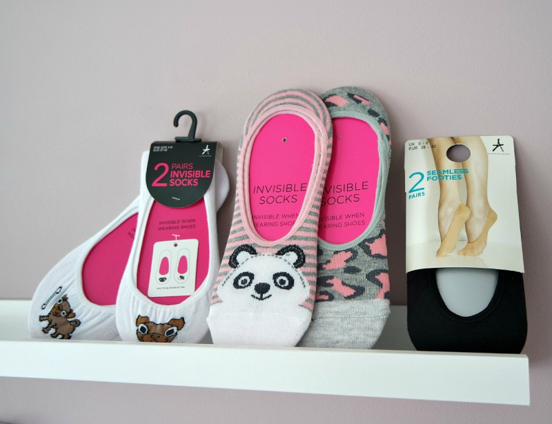 Sokken Primark | Shoplog april