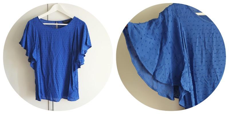 Shoplog Londen - Shirt dorety parkins