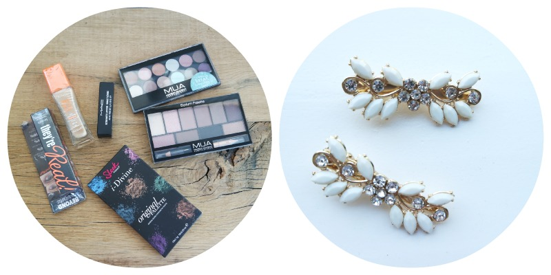 Shoplog Londen - Speltjes primark en make-up sleek, Mac en MUA