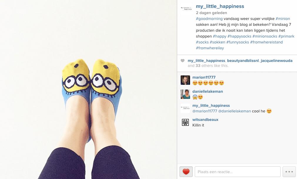 Laatste instagram afbeelding