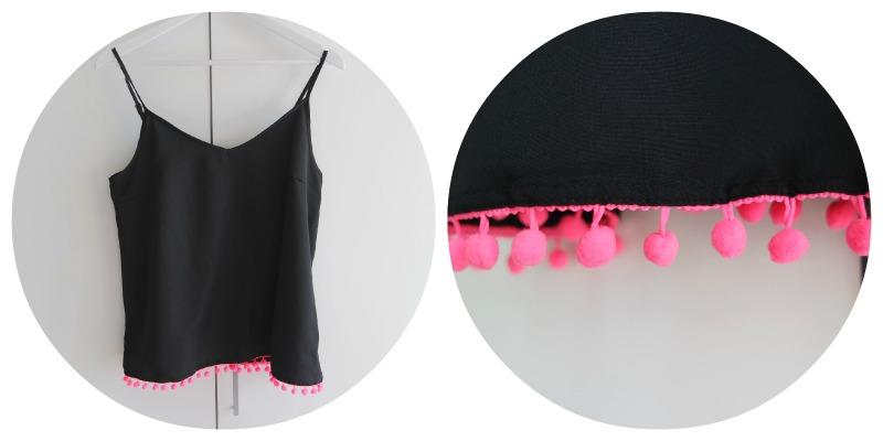 Shoplog Londen - Zwart shirt primark