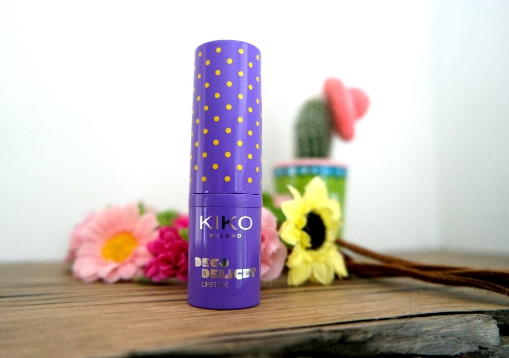 Kiko Deco Delight nummer 3  tropical juice