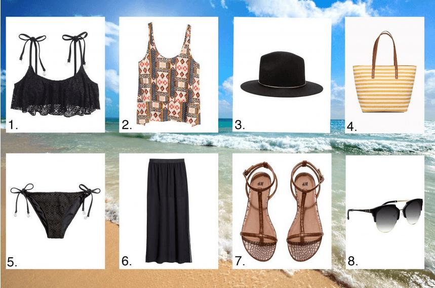 Collage shopping queens Tessa van Blogthase