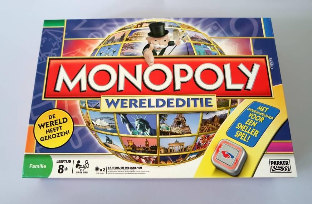 Monopoly wereldeditie