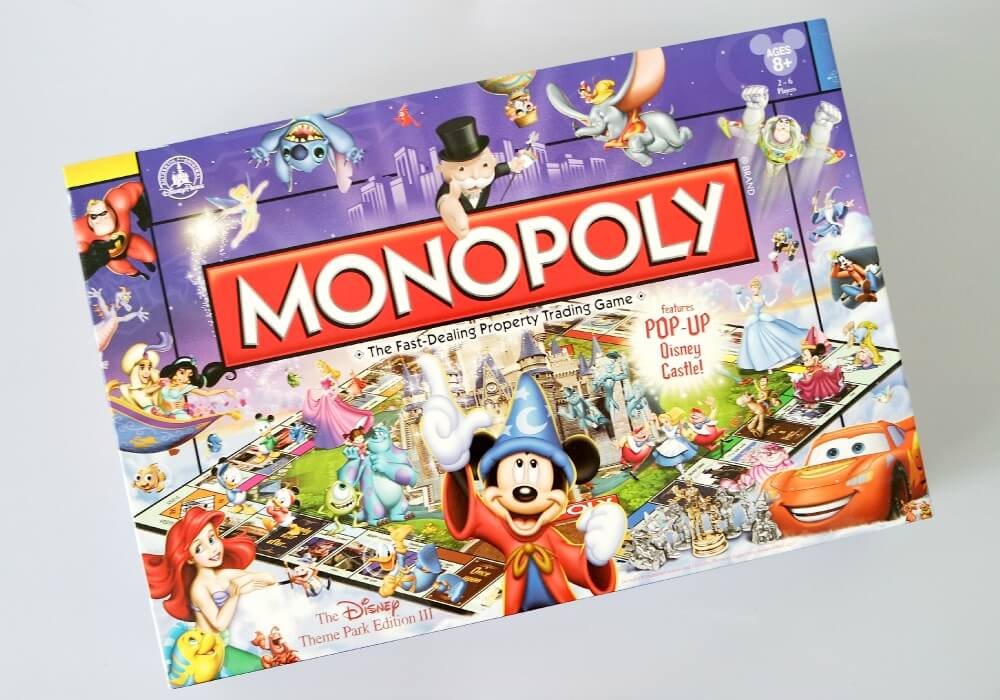 Monopoly Disney Amerika