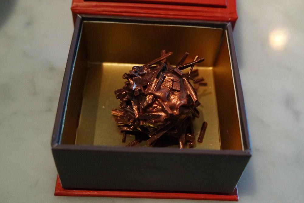 Marcipano truffels