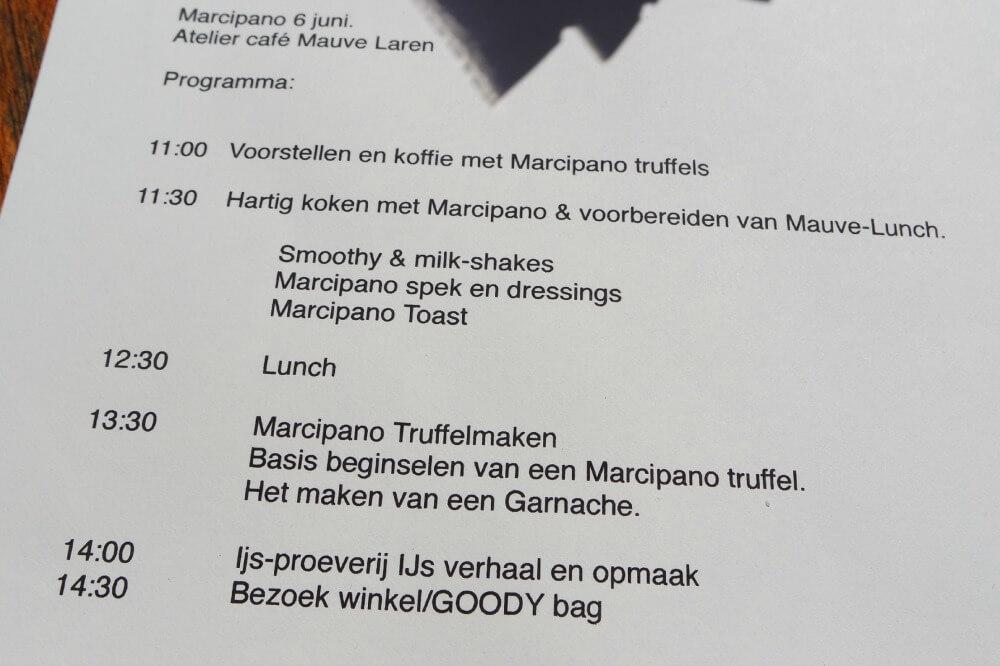 Workshop Marcipano