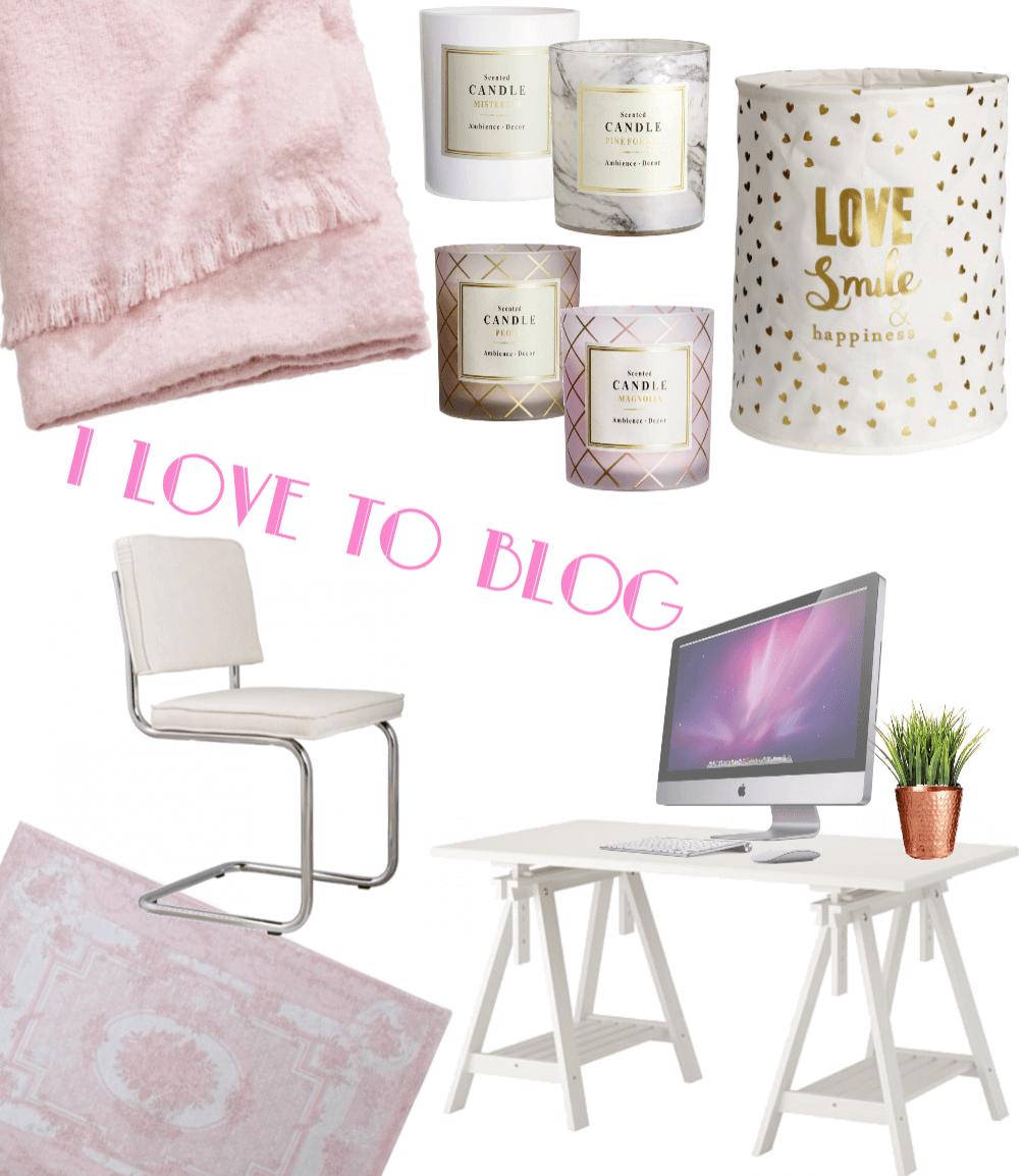 Blogkamer inspiratie
