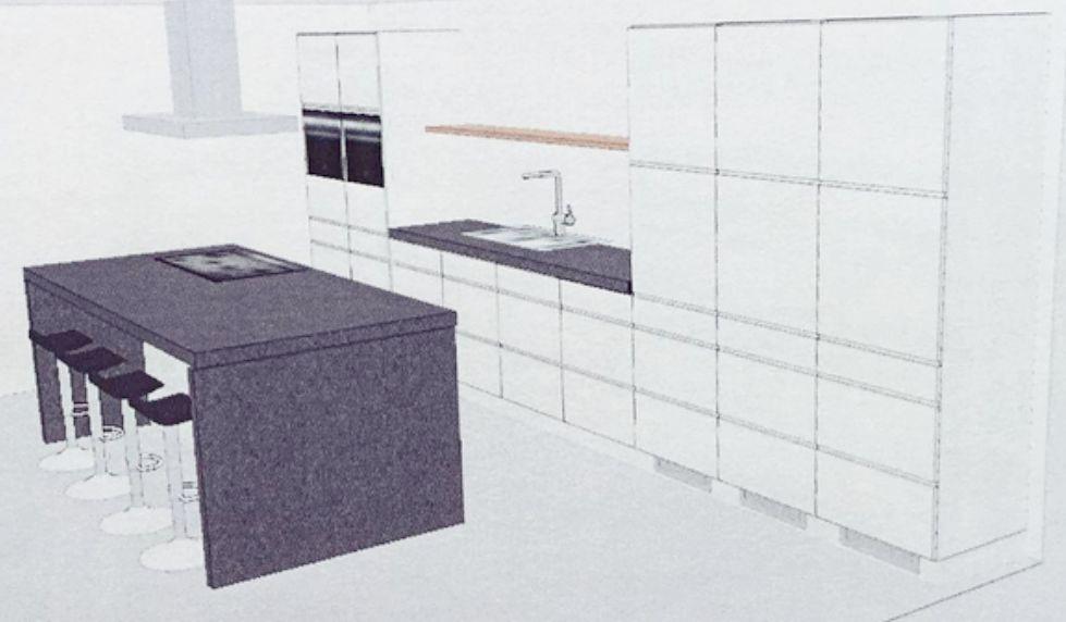 Kvik keuken afbeelding