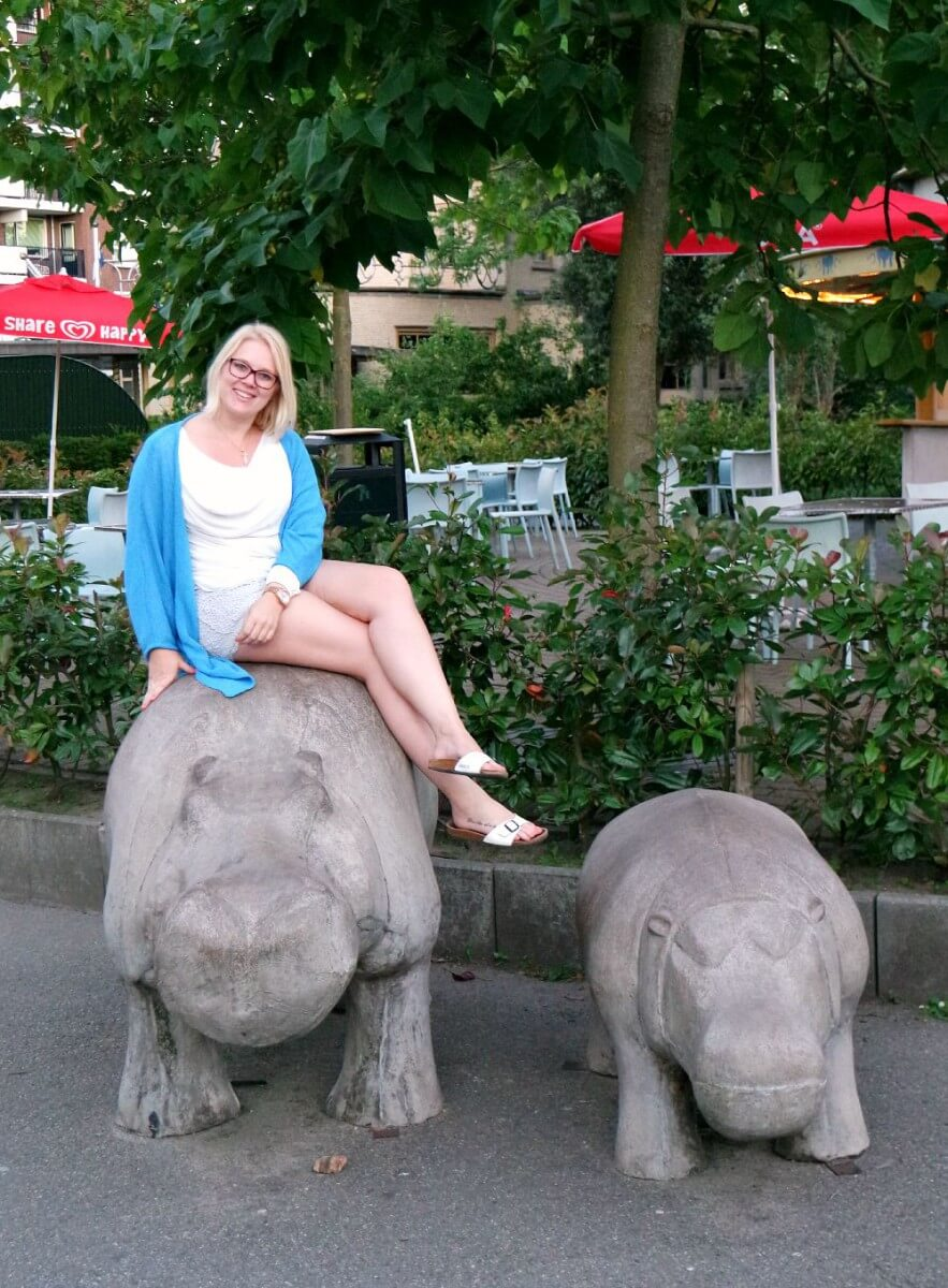 Dierentuin outfit