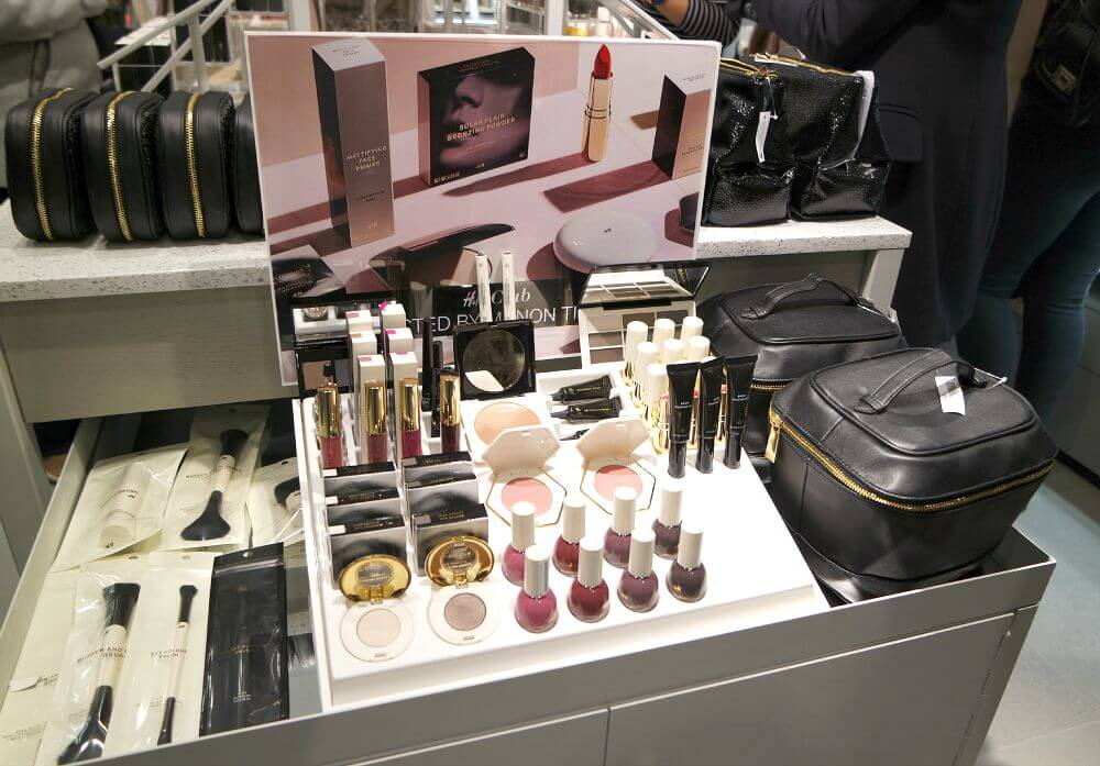 HM Beauty event