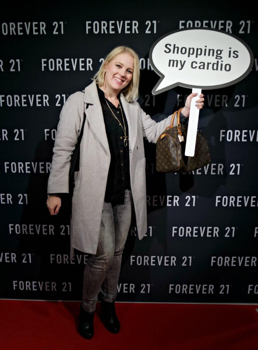 Opening Forever 21 Rotterdam