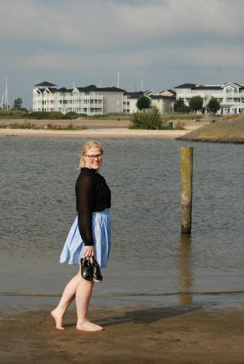 Outfit: Jane Norman, Primark, V&D