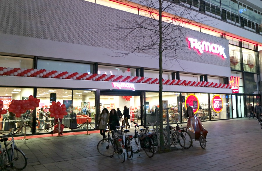 TK Maxx Rotterdam