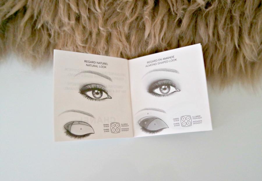Chanel Les 4 Ombres 232 Tissé Vénitien