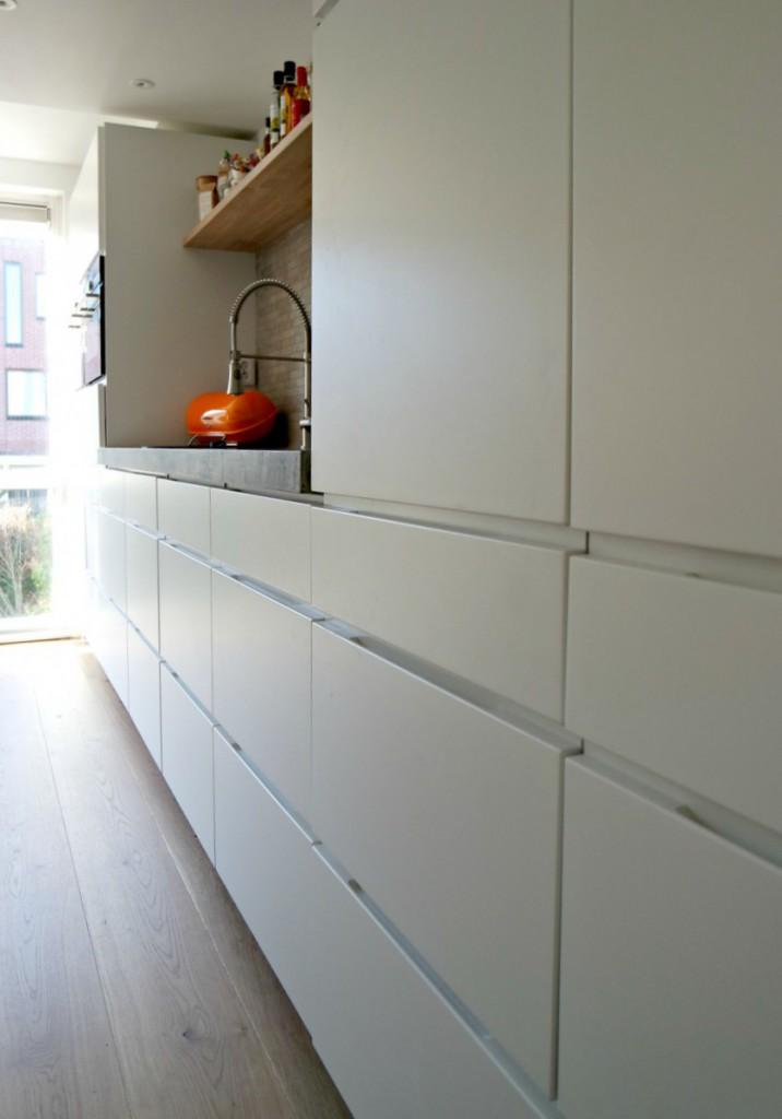 Ontmoet onze nieuwe keuken my little happiness - Heel mooi ingerichte keuken ...