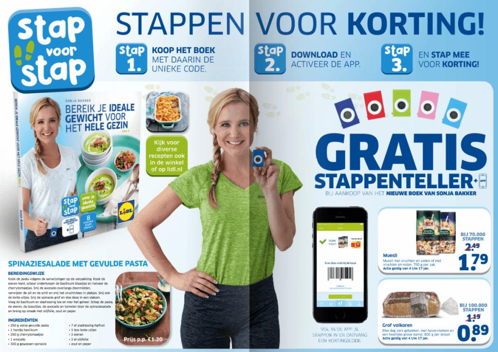 Stap voor Stap Sonja Bakker