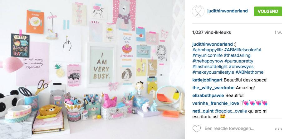 Instagram tag 2015