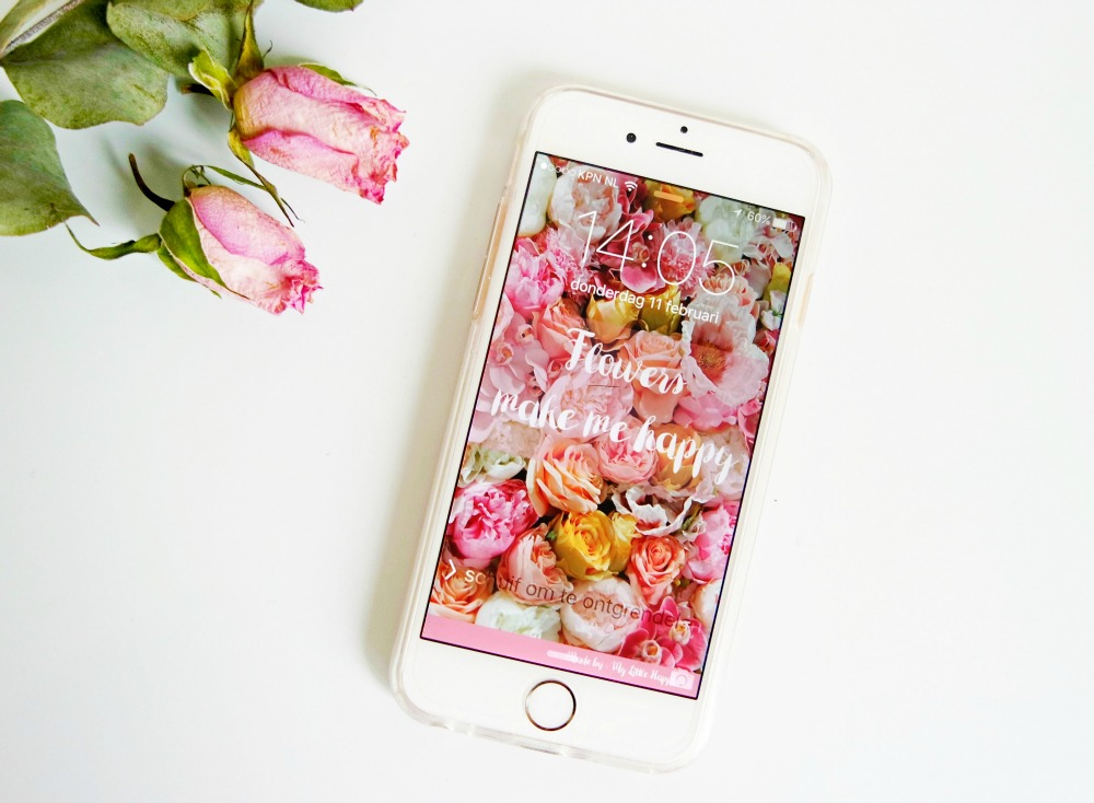 Vrolijke Achtergrond Iphone