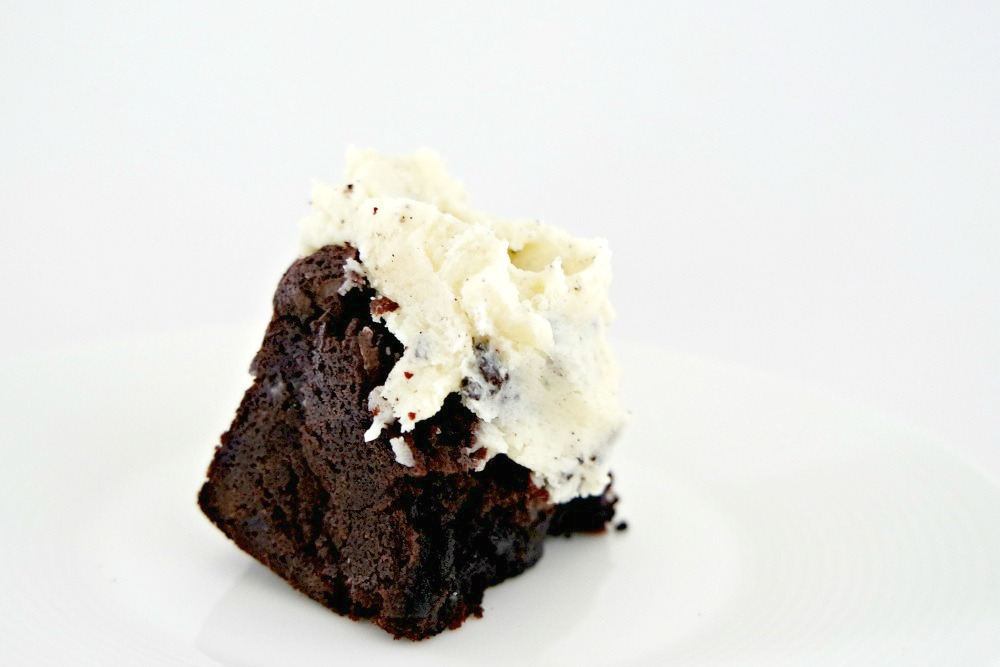 Oreo Brownie botercreme
