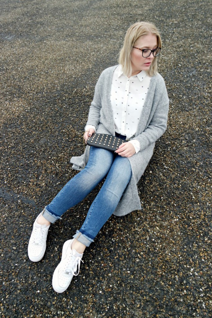 Sissy boy shoplog: Blouse sage & vest katjes