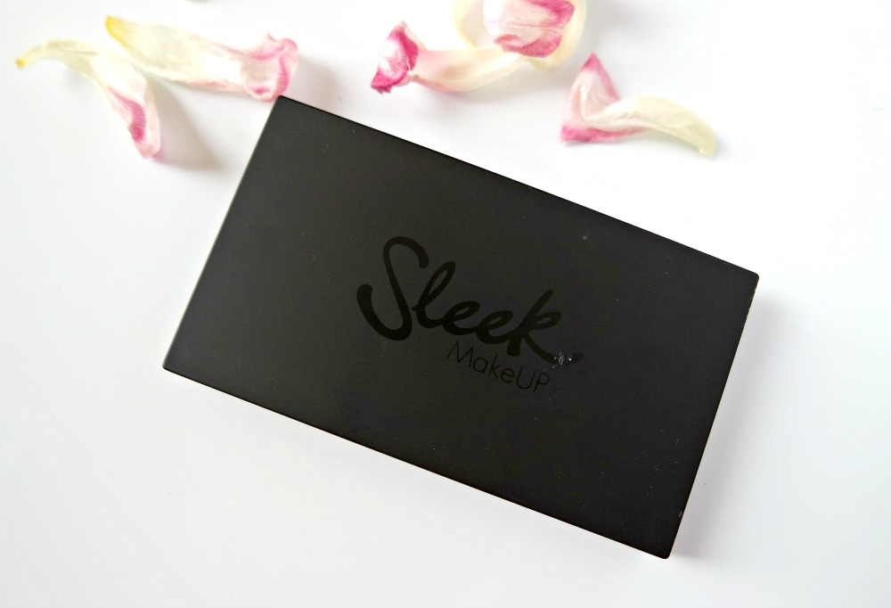 Eye & Cheek palette - Sleek See You At Midnight