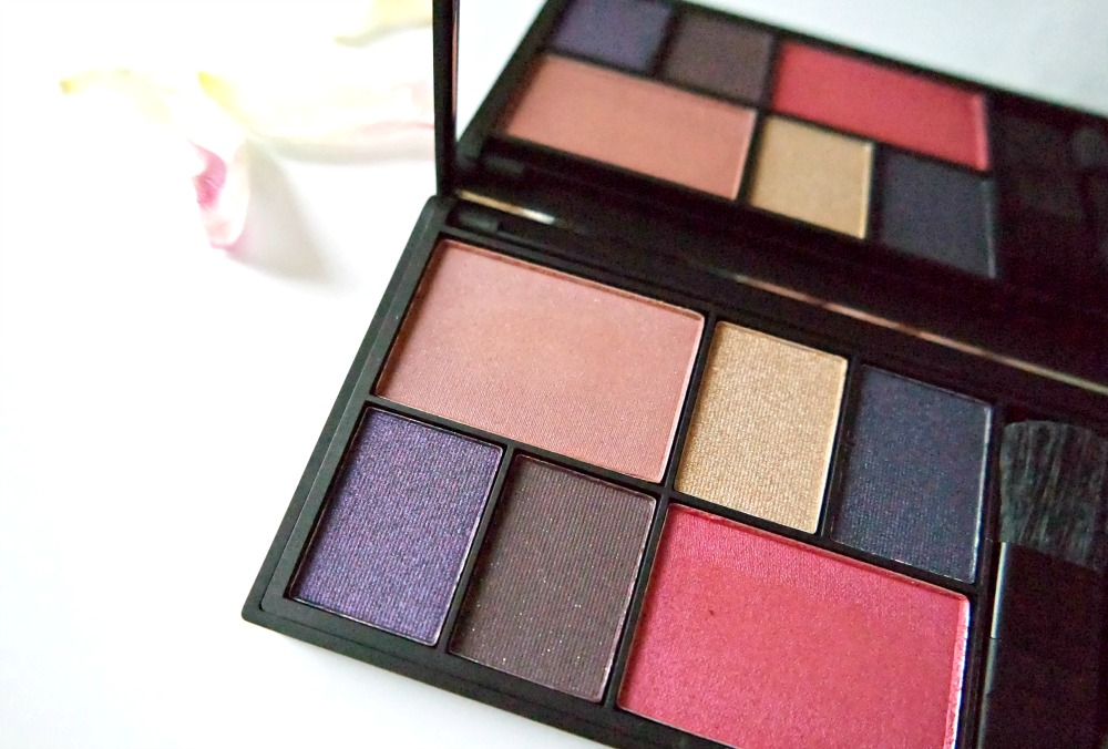 Eye & Cheek palette - Sleek See You At Midnight