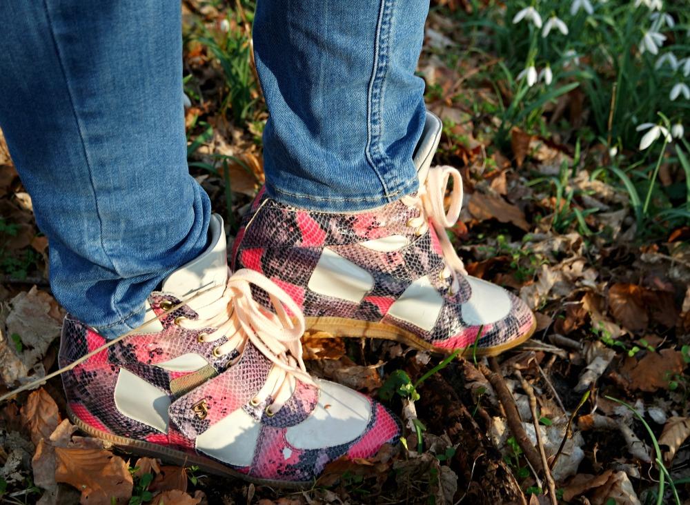 Supertrash schoenen