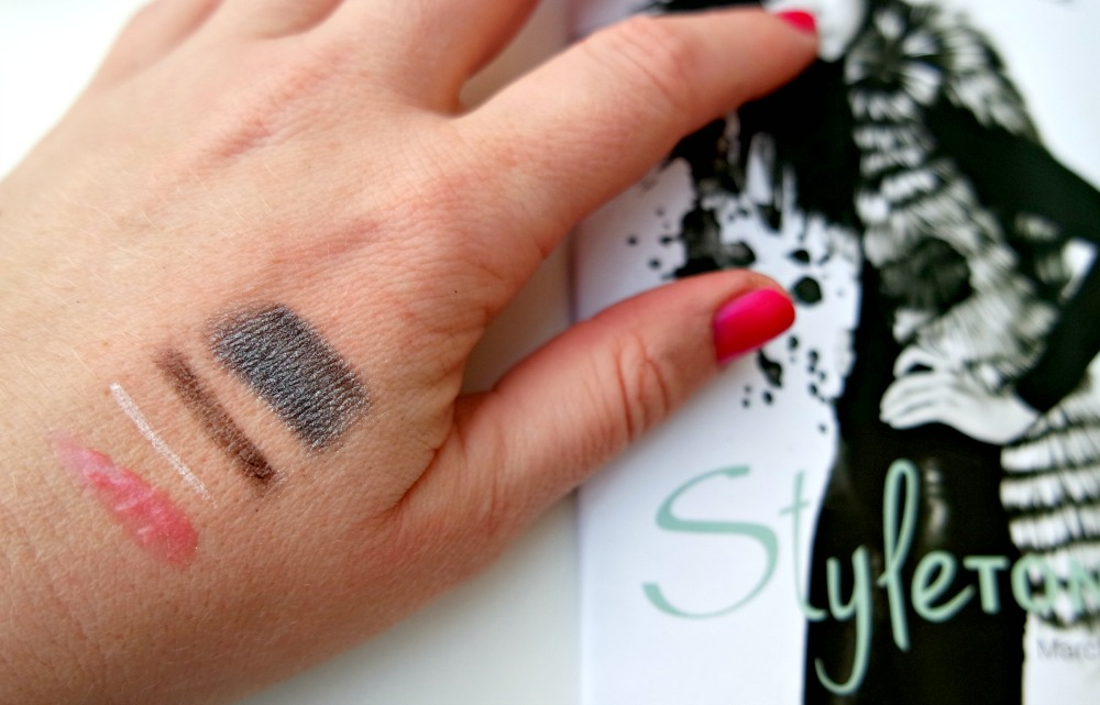 Styletone box maart swatches