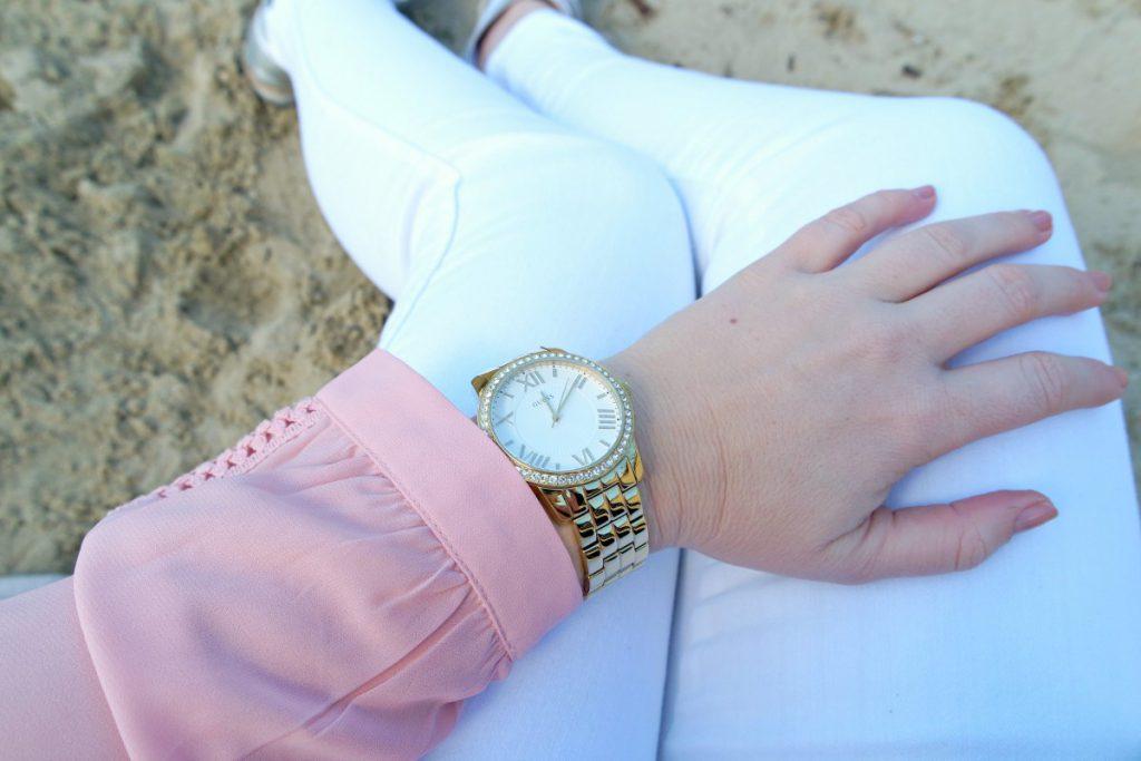 Guess-W0329L2 allure horloge