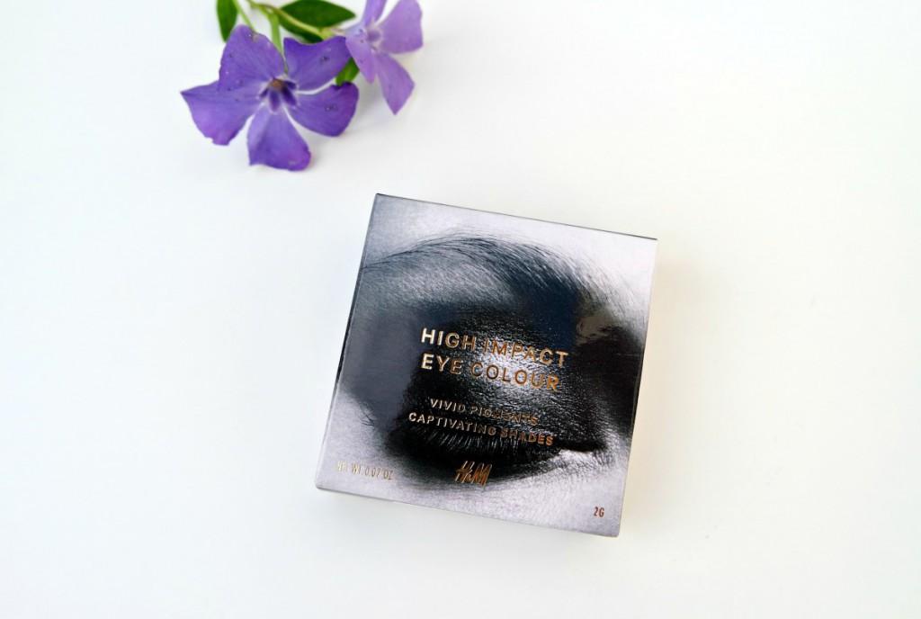 H&M Oogschaduw review | Stargazer