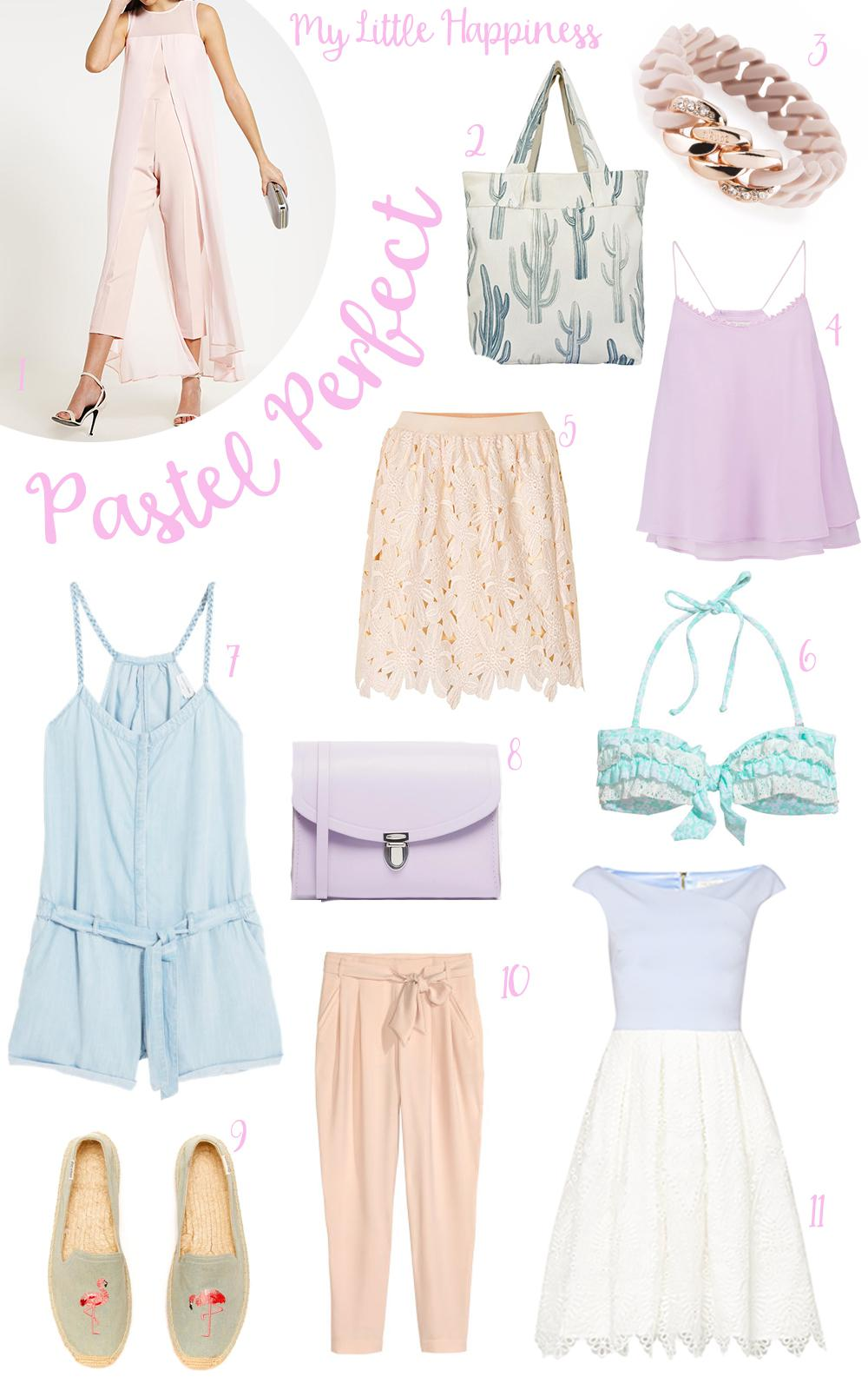 Pastel Perfect   Outfit inspiratie