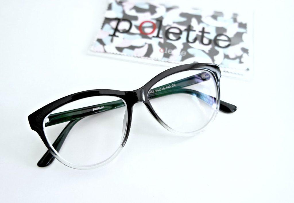 Polette bril Devil Blue