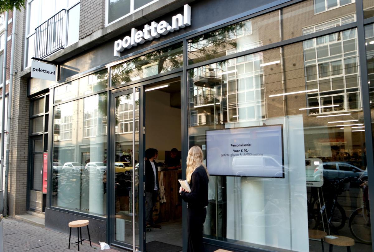 Polette winkel in Amsterdam aan de kinkerstraat 288