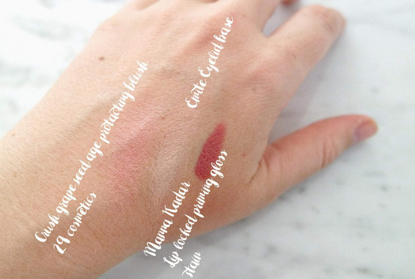 Swatches Styletone box mei