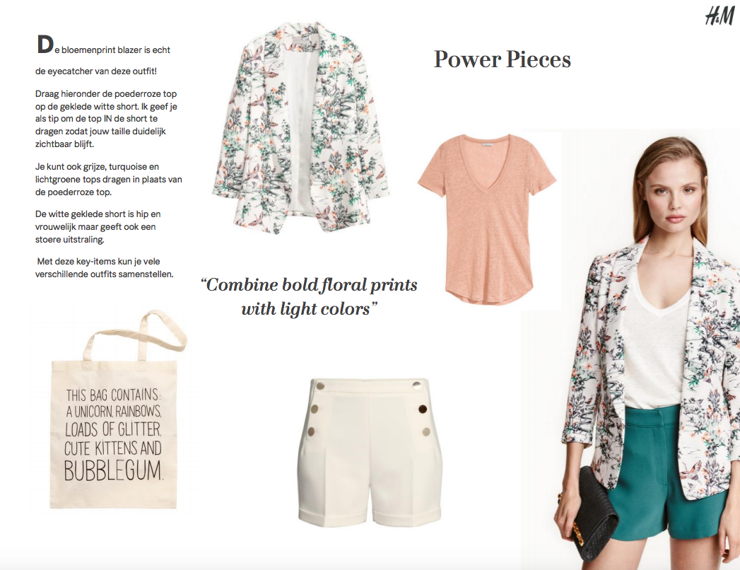 H&M Personal Stylist | Online | Lookbook