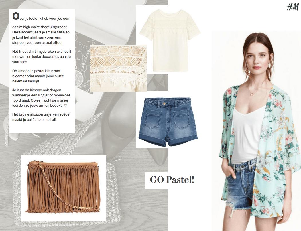 H&M Personal Stylist | Online | Lookbook 1