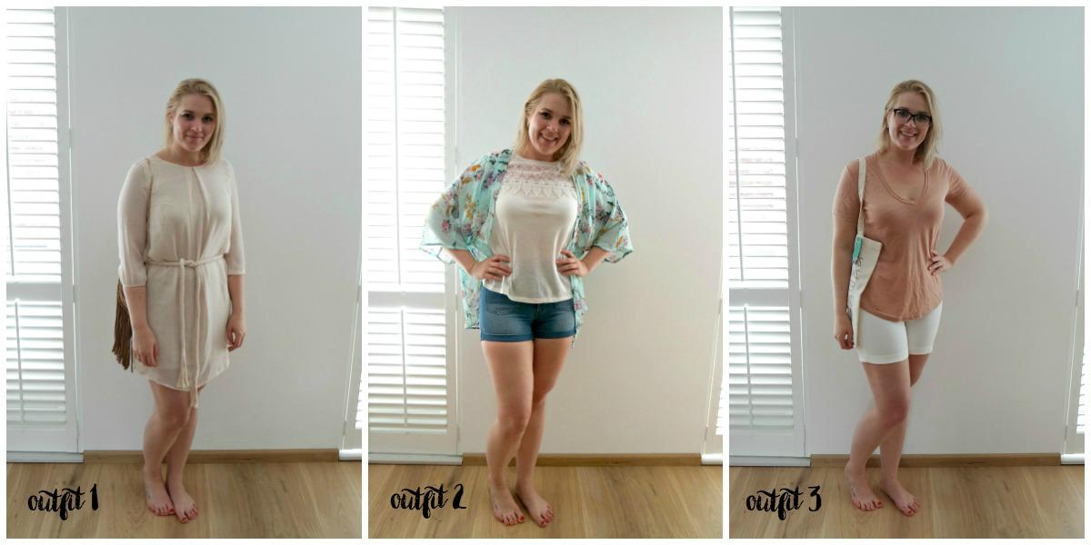Outfit 1,2,3 aan Personal Stylist online bestelling H&M