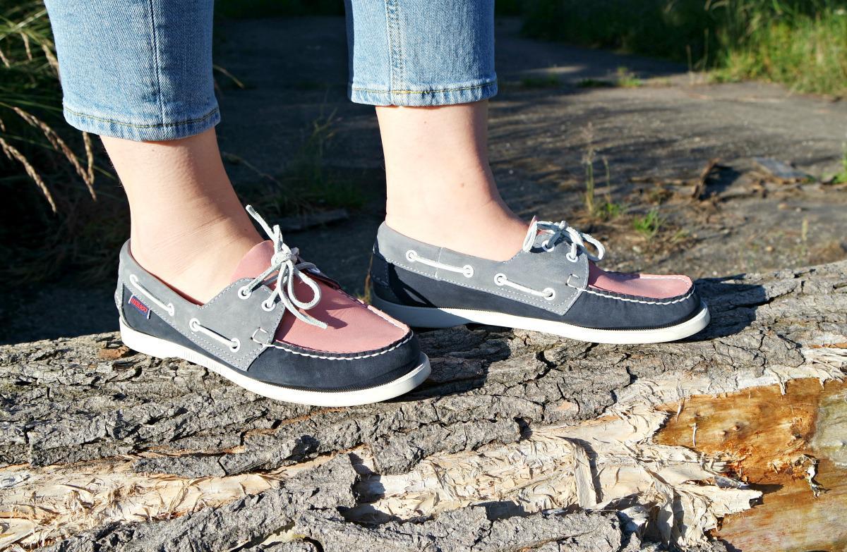 Outfit | sebago schoenen