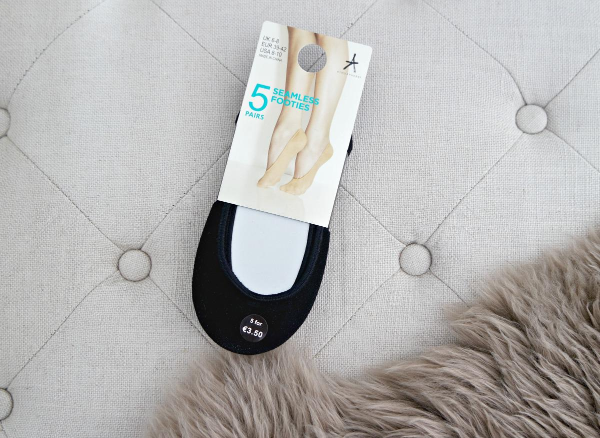 Shoplog Primark juni seamless sokken