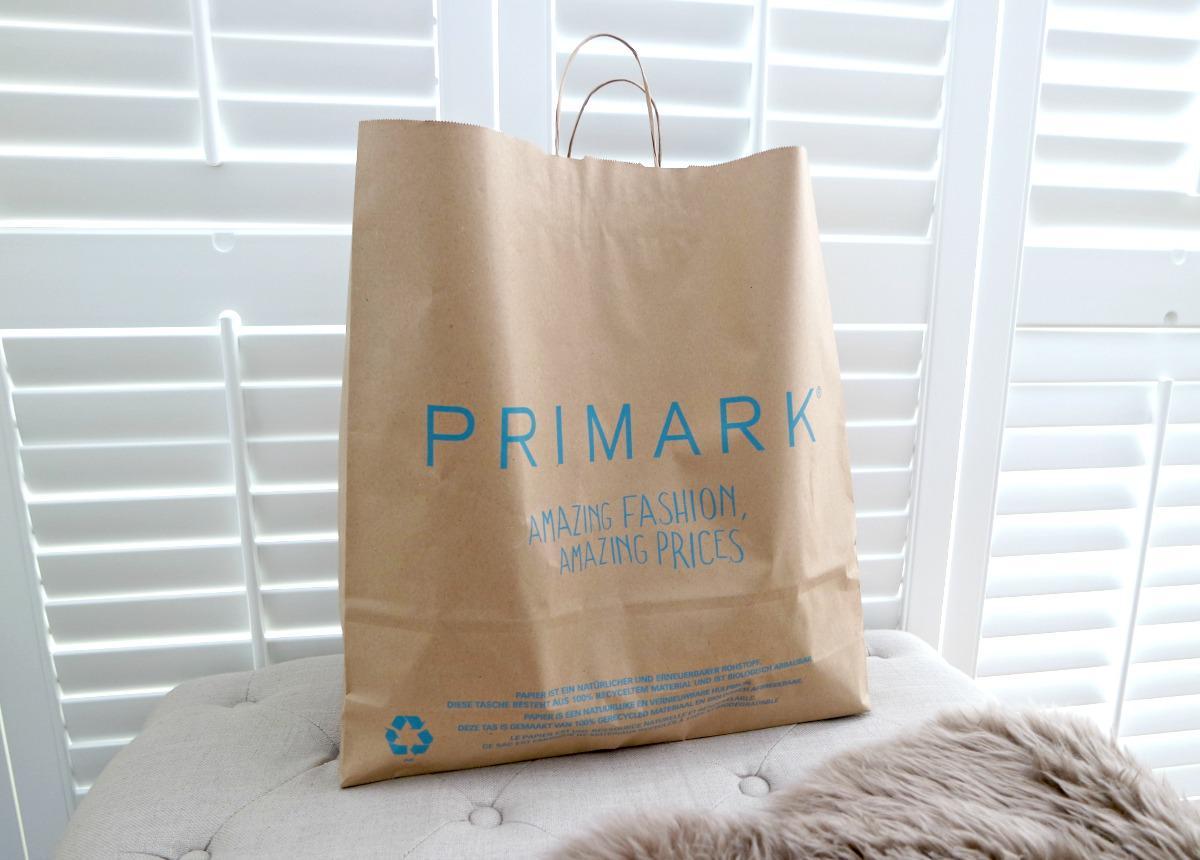 Shoplog Primark juni