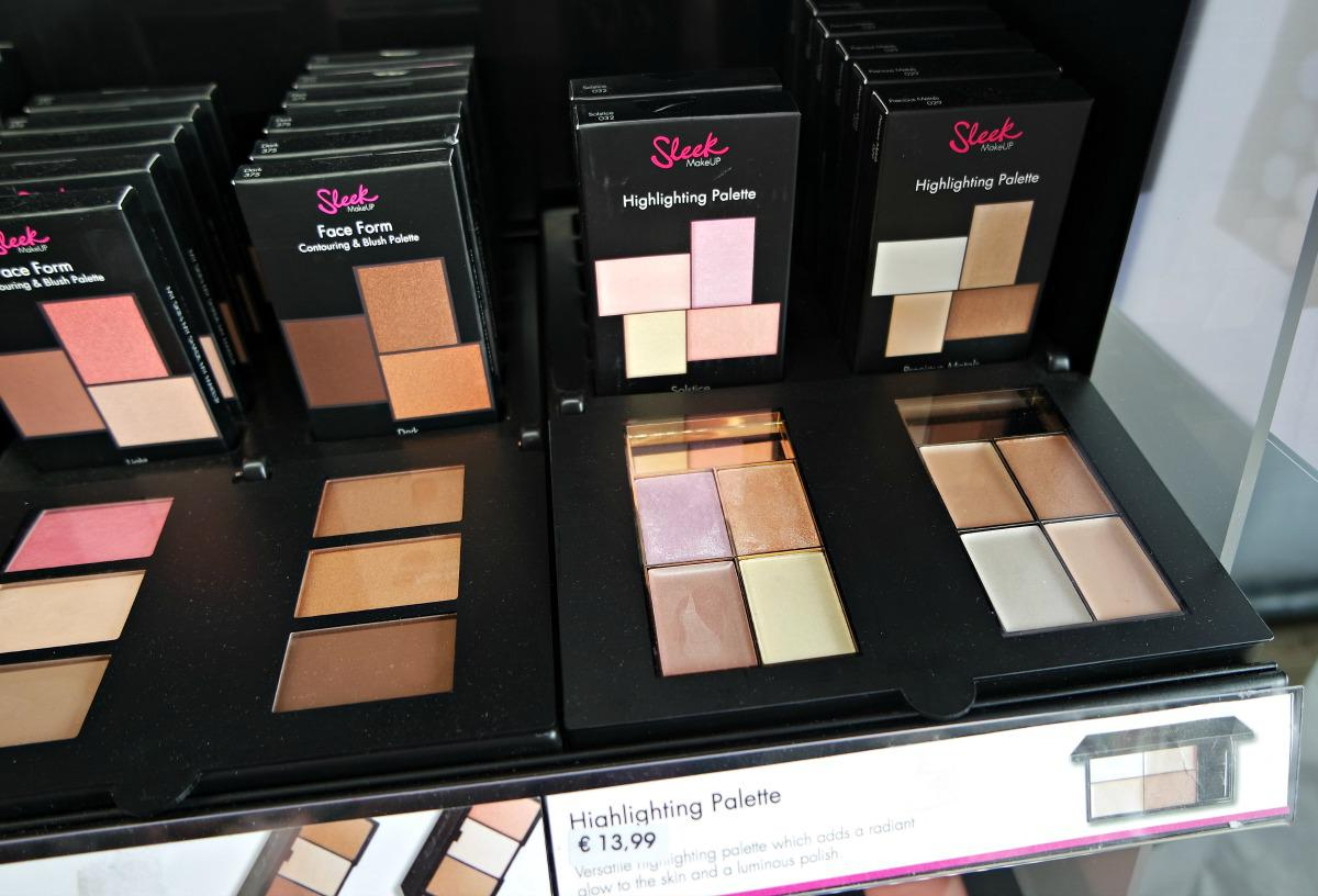Beauty merk Sleek- Highlighting palette