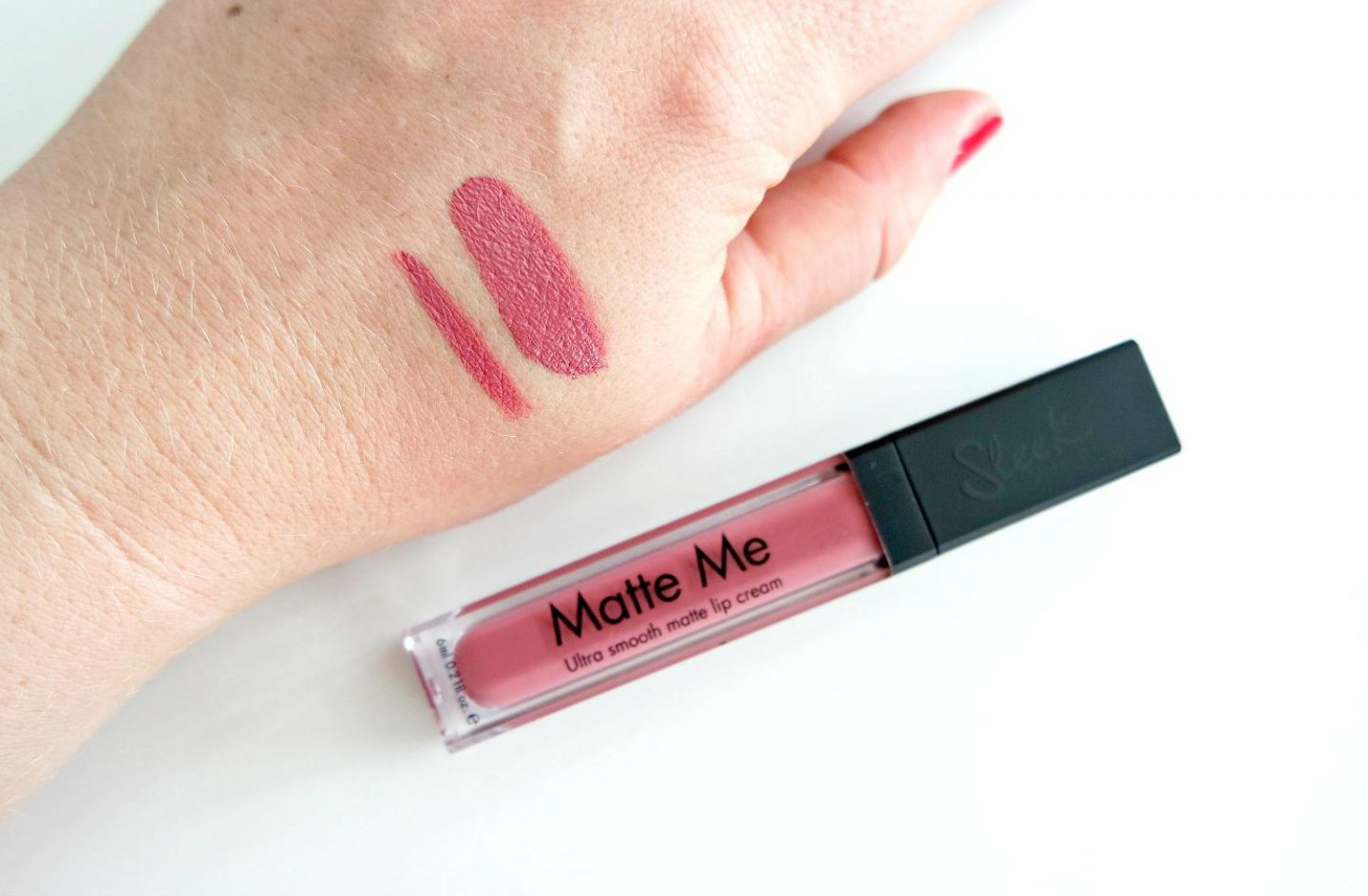 Matte Me Shabby Chic Swatches